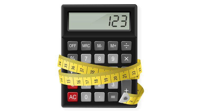 Calorie Calculator - made simple for teachers!